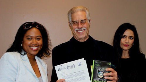 "Awarded ""Best Feature Screenplay"" Hollywood & Vine Film Festival for MP full length Sci-Fi script ""CONTACT PRIME""."