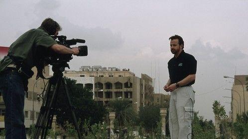 Fardos Square, Baghdad 2004