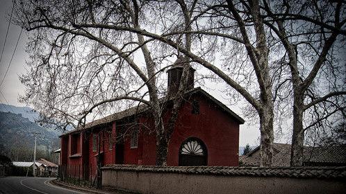 La Capilla del Fundo Casas de Pencahue - San Vicente de Tagua Tagua