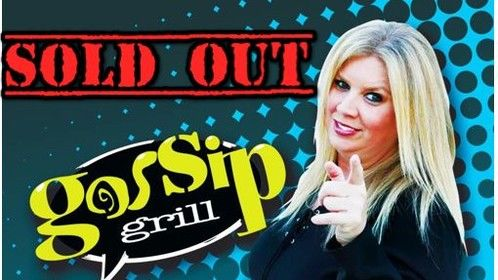 Vicki Wagner SELLS OUT the Gossip Grill in San Diego!