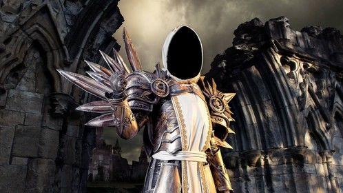 Tyreal - From Blizzard's video game Diablo III. DesignByNola.com