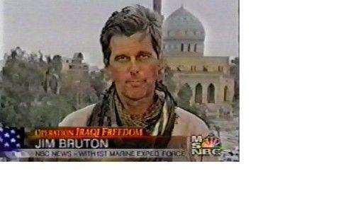 Reporting Live- Baghdad, Iraq