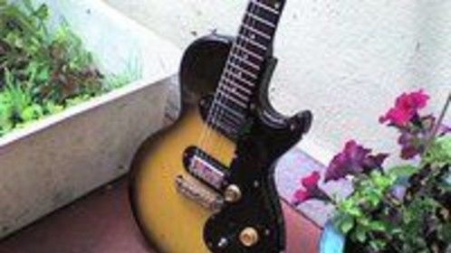My favourite epiphone 1961 melody maker