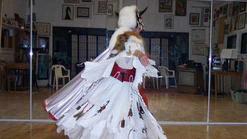 Shaman - I made about a dozen of these for HILTI Corporation in 2004