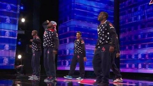Tic and Tac on America's Got Talent (Season 9)
