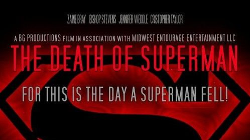 The Death of Superman Independent film being shot in and around Springfield Illinois. Check us out on Facebook, https://www.facebook.com/pages/The-Death-and-Return-of-Superman-Fan-Films/1478477535713873