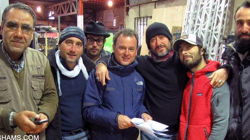 The Project of the Prophet Muhammad, Qom - Iran - 2012, Italian Crew
