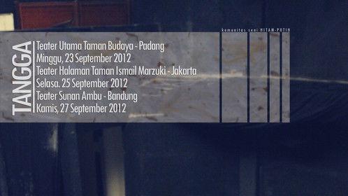 tangga: karya/sutradara Yusril - Indoneseia