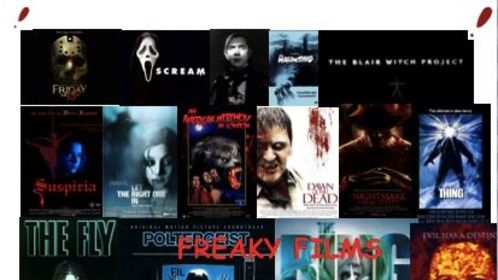 my new horror film company