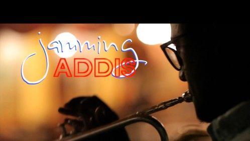 JAMMING ADDIS poster