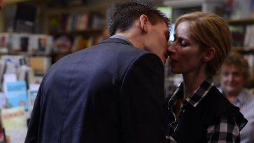 Screengrab https://www.facebook.com/ThreeDaysFilm with Richard Perryman and Vanessa Bailey