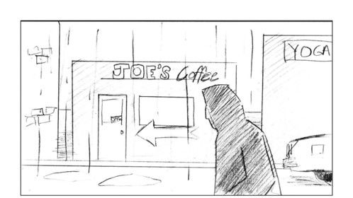 Shift Paradigm Storyboards