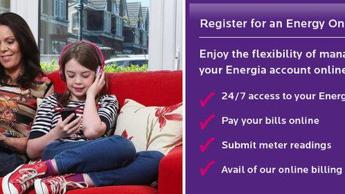 Energia campaign