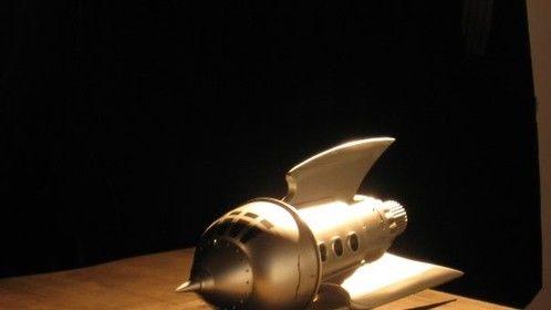 Dr. Robert's Space Plane