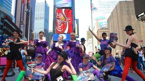 TheatreMAMA Broadway!