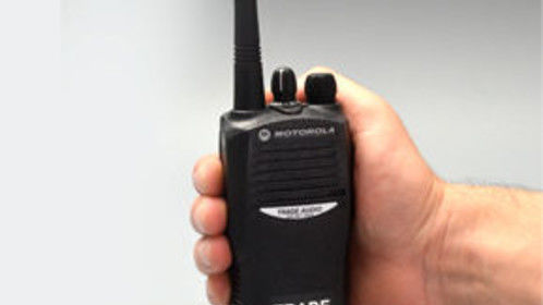 Motorola Walkie Talkies for any size production.  Give me a call for your next job!! 786-564-7664