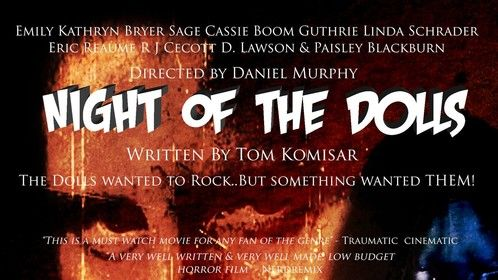 Night of the Dolls HM&M Films 2014
