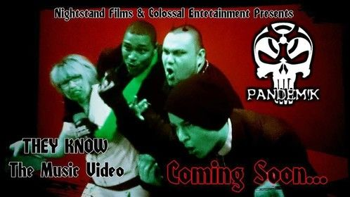 Pandem!k featuring Hooligan & MTB: They Know (Music Video)