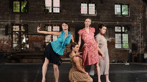 Glo Atlanta Dancers, Copyright Greg Mooney, 2014