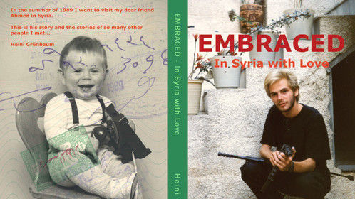 http://www.amazon.com/dp/B00LOAW6FW  My very personal book about my adventures in Syria is now officially available at Amazon and CreateSpace – both as Kindle Edition (eBook) and Paperback.  Spread the word and enjoy the epic  Link Amazon:  http://www.amazon.com/dp/B00LOAW6FW  Link CreateSpace:  https://www.createspace.com/4579991  Yours Faithfully, Heini Grünbaum  Video with impressions from my new book:  https://www.youtube.com/watch?v=0Zu2D70kAZU