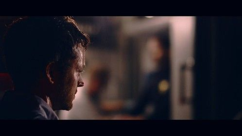 Still shot of me from the feature film, Two-Eleven. Should be released April of 2015. (Photo Copyright@Brick Lions Productions)