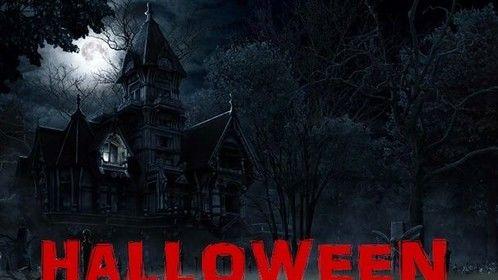 Halloween -graphics by David Bradbury