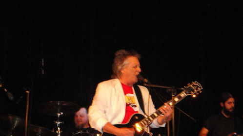 Holly & The Heartbreakers - Rock N Roll Revue - October, 2012