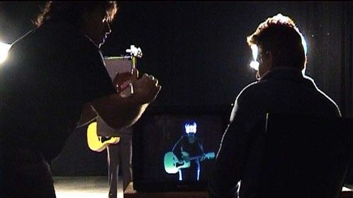 Filming PRINCESS DOROTHY music video