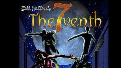 Bill Millier's The 7venth ( Graphic Novel - Comic Book )