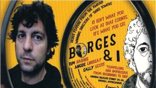 Borges & I movie poster