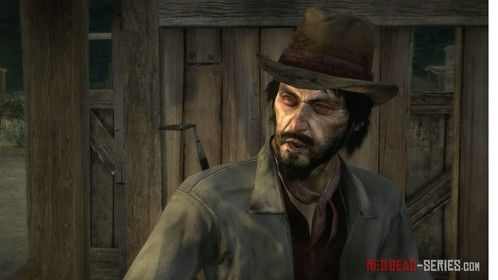 Voiced Leander Holland (AKA French) from RED DEAD REDEMPTION.