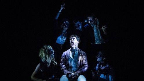 Pistrix: A Melancholy Fable (Midtown International Theatre Festival, Dorothy Strelsin Theater)