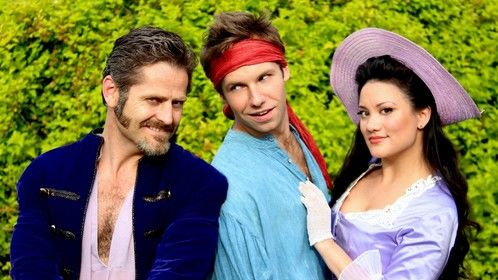 The Pirates of Penzance Frederic the Pirate Apprentice/ Fight Captain Connecticut Repertory Theatre Directed by Tony Award nominee Terrence Mann