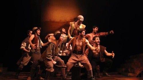 Man of La Mancha Jose/ Fight Captain Connecticut Repertory Theatre Directed by Vince Cardinal