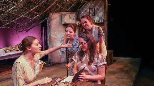 Chrissie in Dancing at Lughnasa. Directed by George Heslin. 2013