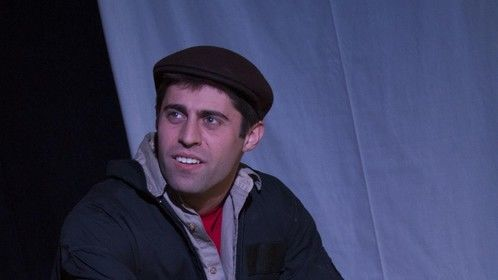 "As Randy in ""Almost, Maine"""