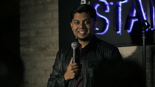 Check out my stand-up!