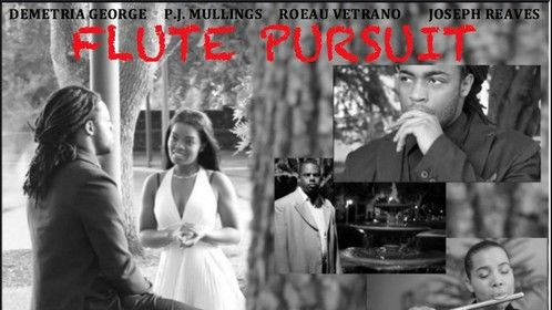 The premiere of Flute Pursuit Written & Directed by Sabrina Hall