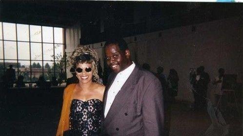 With playwright Ntozake Shange