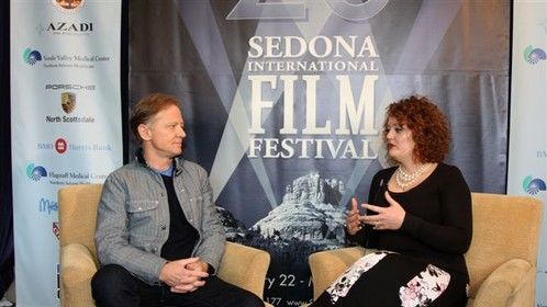 James Redford and I at SIFF2014