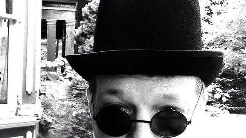 sinister blindman....acting