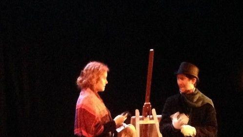 The gothic Victorian romance