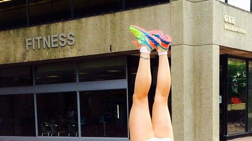 fitness.  ha!  boston downtown.