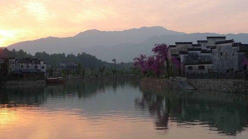 Movie scene in China
