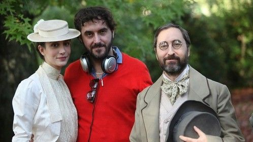 Directing the feature movie THE IMAGO