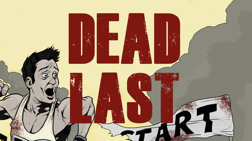 "New Color Version for my comic ""Dead Last""...Soon to be a horror motion picture event! Special thanks to Shaun Speight, my artist from the UK, for making this happen!!!"