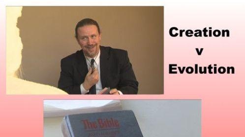 Creation v Evolution