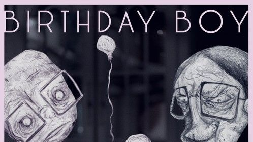 Birthday Boy (2014) Official Poster