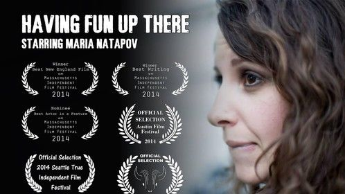 """Having Fun Up There"" (feature film) - Carla"