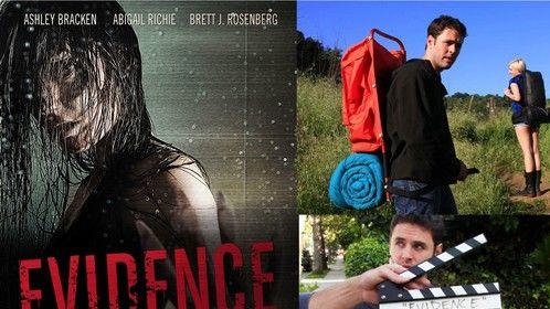 """Brett J. Rosenberg in """"Evidence"""""""